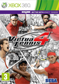 Virtua Tennis 4 (X360)