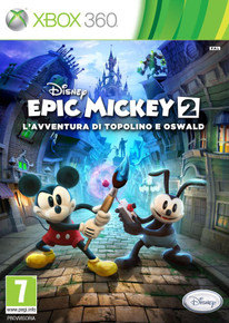 Disney Epic Mickey 2: The Power of Two (X360)