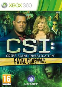 CSI: Crime Scene Investigation - Fatal Conspiracy (X360)