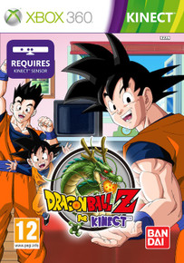 Dragon Ball Z for Kinect (X360)