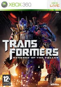Transformers: Revenge of the Fallen (X360)