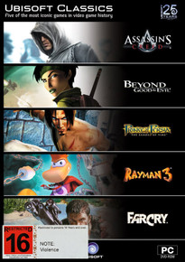 Ubisoft Classics (5 Game pack, including Far Cry & Assassin's Creed) (PC)