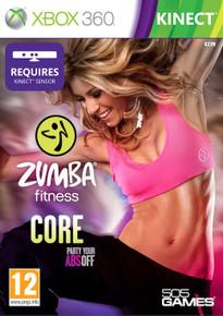 Zumba Fitness Core (X360)