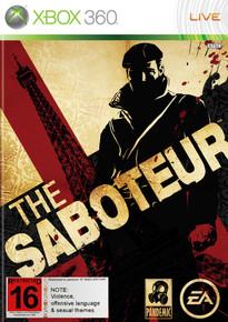 The Saboteur (X360)