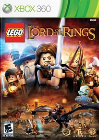 LEGO: The Lord Of The Rings (X360)