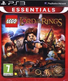 LEGO The Lord Of The Rings - Essentials Edition (PS3)