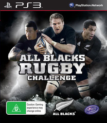 All Blacks Rugby Challenge (PS3)