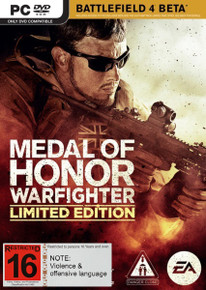 Medal of Honor: Warfighter Limited Edition (PC)