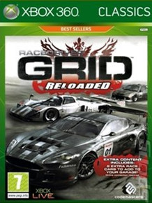 Race Driver: Grid Reloaded (X360)