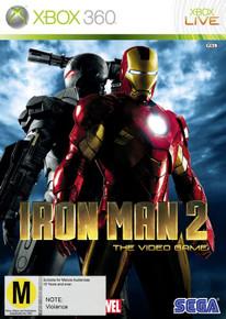 Iron Man 2 (X360)