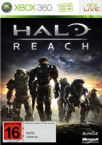 Halo: Reach (X360)