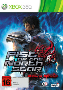 Fist of the North Star - Ken's Rage (X360)