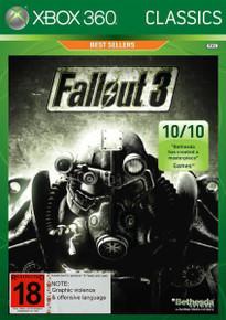 Fallout 3 - Classics Edition (X360)