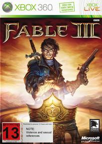 Fable III (X360)