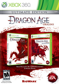 Dragon Age: Origins Ultimate Edition (X360)