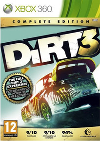 Dirt 3 Complete Edition (X360)