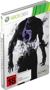 Resident Evil 6 Steel Book (X360)