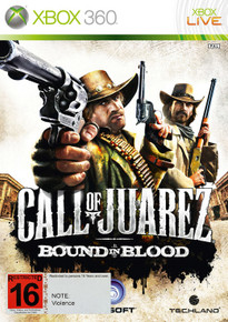 Call of Juarez - Bound in Blood (X360)