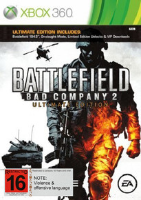 Battlefield: Bad Company 2 - Ultimate Edition (X360)