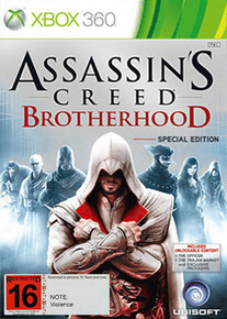 Assassin's Creed Brotherhood - Special Edition (X360)