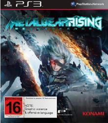 Metal Gear Rising Revengeance (PS3)