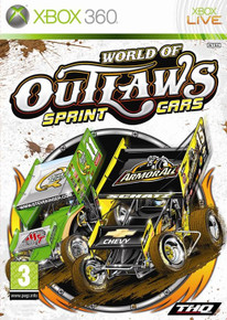 World of Outlaws Sprintcars (X360)