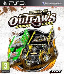 World of Outlaws: Sprintcars (PS3)