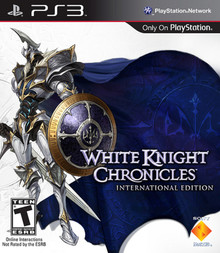 White Knight Chronicles International Edition (PS3)