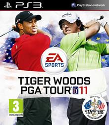 Tiger Woods PGA Tour 11 (PS3)