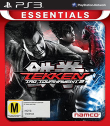 Tekken Tag Tournament 2 - Essentials (PS3)