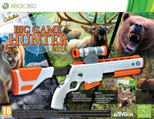Cabela's Big Game Hunter 2012 Bundle with Gun (X360)