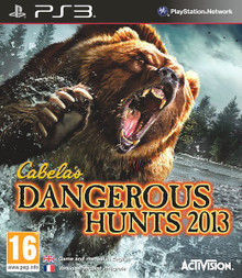 Cabela's Dangerous Hunts 2013 (PS3)