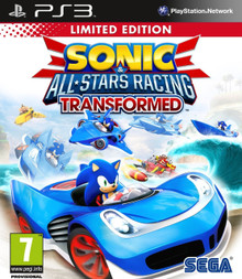 Sonic & All Stars Racing Transformed Limited Edition (PS3)