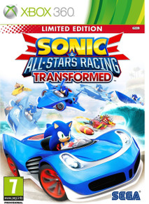 Sonic & All Stars Racing Transformed Limited Edition (X360)