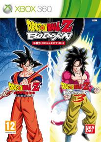 Dragon Ball Z Budokai HD Collection (X360)