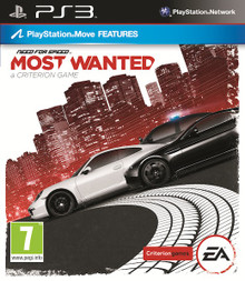 Need For Speed: Most Wanted - Essentials (PS3)