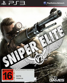 Sniper Elite V2 - Essentials (PS3)