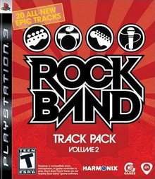 Rock Band Track Pack: Vol. 2 (PS3)