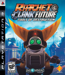 Ratchet & Clank: Future Tools of Destruction (PS3)
