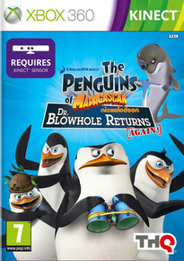 Penguins of Madagascar Dr. Blowhole Returns Again (X360)