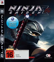 Ninja Gaiden Sigma II - Essentials (PS3)