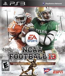 NCAA Football 13 (PS3)