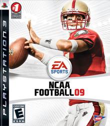 NCAA Football 09 (PS3)