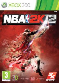 NBA 2K12 (X360)