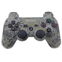 Sony PS3 DualShock 3 Wireless Sixaxis Controller Urban Camouflage