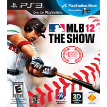 MLB 12 The Show (PS3)