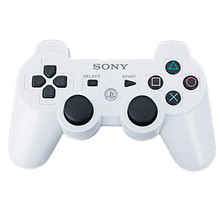 Sony PS3 DualShock 3 Wireless Sixaxis Controller White