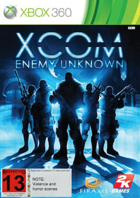 XCOM Enemy Unknown (X360)