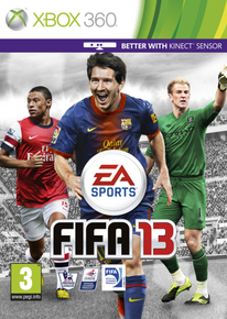 FIFA Soccer 13 (X360)