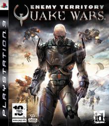 Enemy Territory: Quake Wars (PS3)